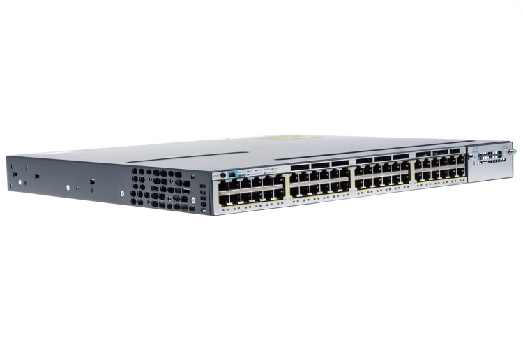 Cisco 3750X Series 48 Port Switch, WS-C3750X-48P-L