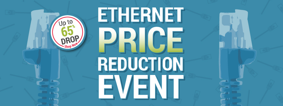 Ethernet Cable Price Reduction