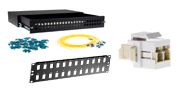 Patch Panels & Keystone Jacks