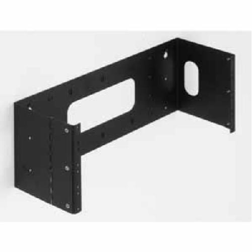 Kendall Howard 4U Hinged Patch Panel Brackets