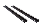 15U Mounting Rail Kit for LINIER Wall Mount Cabinets