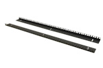 18U Mounting Rail Kit for LINIER Wall Mount Cabinets