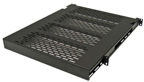 "Great Lakes 19"" 2RU Sliding Rack Mount Shelf, 26"" Deep"