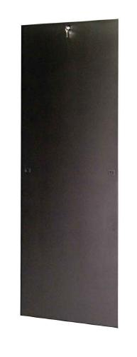 "Great Lakes Pair Solid Side Panels for 72""H x 32""D Enclosure"