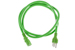 AC Power cord, 5-15P to C13, 14 AWG, 5ft, Green