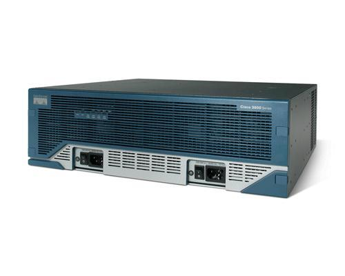 Cisco 3800 Series Router, Model 3845 - 1G DRAM / 256F Memory