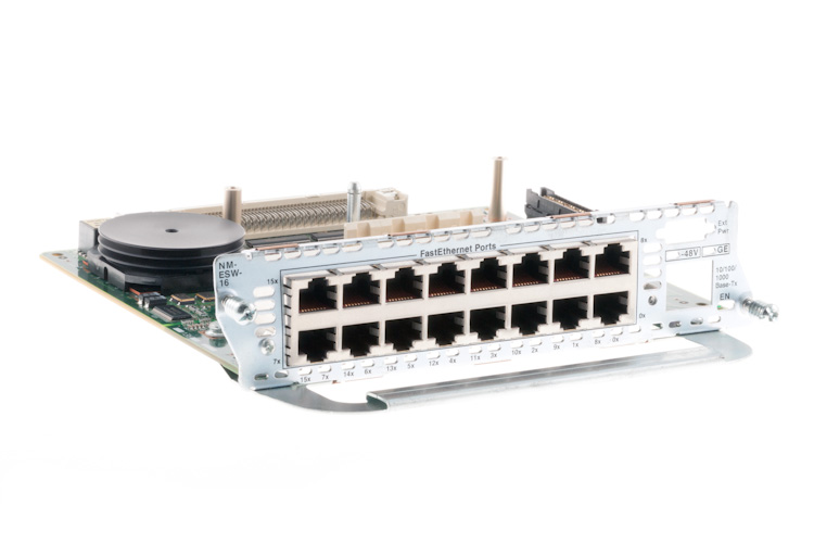 Cisco 16-port Inline Power Network Adapter, Clearance
