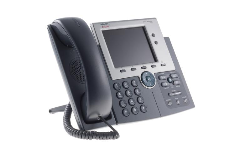 Cisco 7945 ip Phone Manual