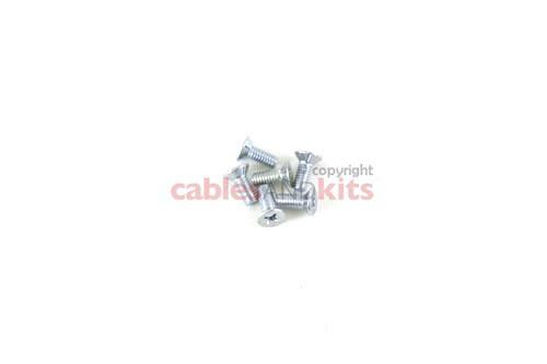 Rack Mount Screws for Cisco 4000 Series Switches (4003/4006) (6)