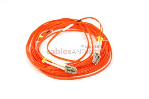 LC To SC Multimode SX Fiber Cable, 10M, Cisco Compatible