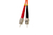 SC to ST Mode Conditioning 62.5/125 Fiber Patch Cable, 2 Meters