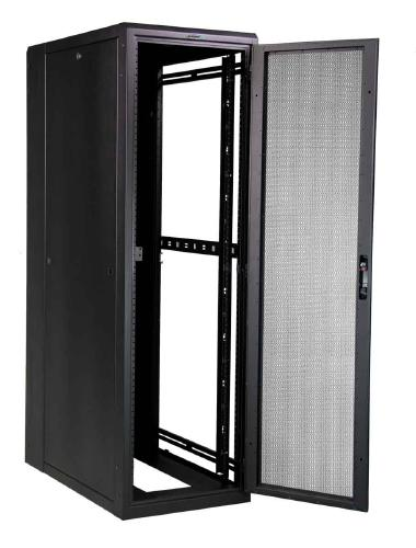 Great Lakes 41U Enclosure-Mesh Front Door & Split Mesh Rear Door