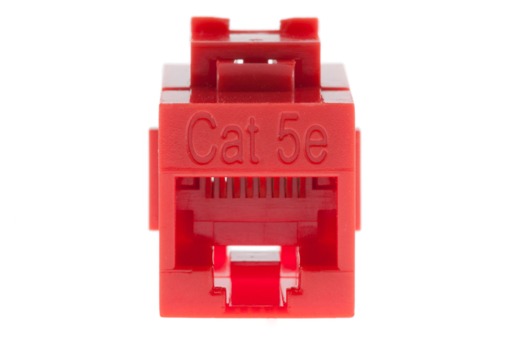 how to connect cat5e rj45 jack