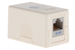 Keystone Surface Mount Box, 1 Port, Ivory