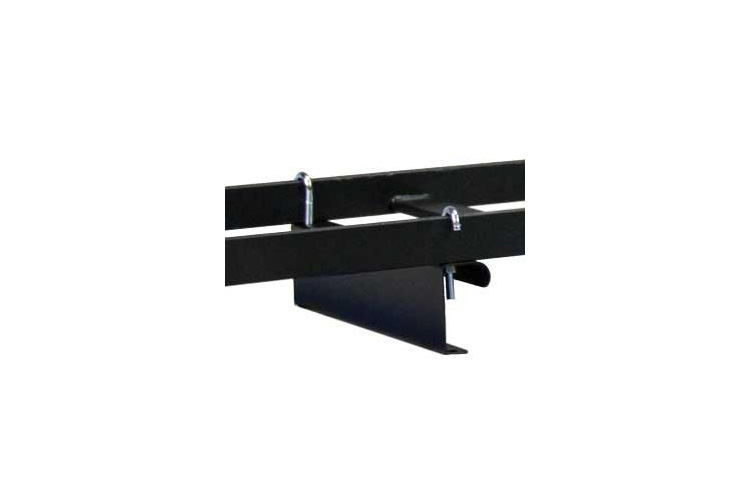 "Great Lakes ES Series Single Ladder Rack Bracket, 12""W"