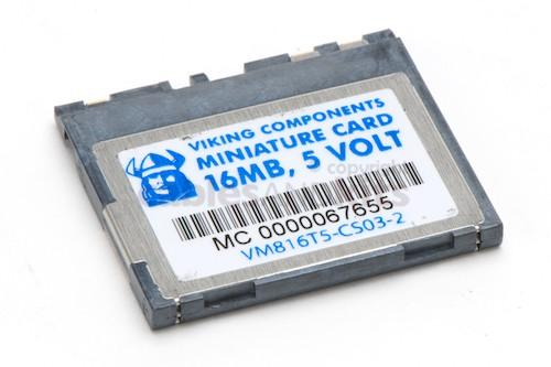 Cisco 1700 16MB Flash Upgrade, MEM1700-16MFC