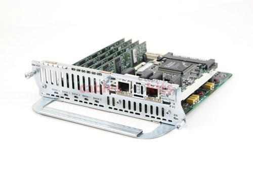 Cisco Dual T1 48 Channel Voice/Fax Module, NM-HDV-2T1-48