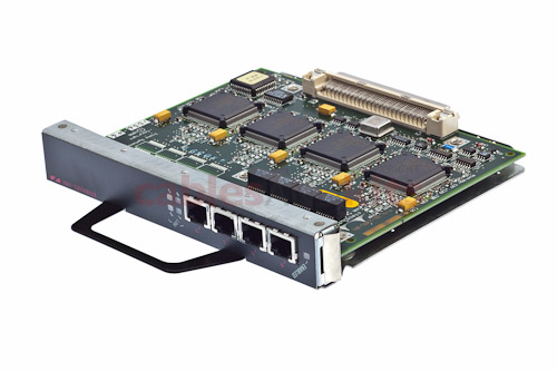 Cisco 4 Port Ethernet Adapter for 7200 Series Routers, PA-4E