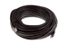 CAT5e Ethernet Patch Cable, Booted, 100ft, Black