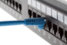 CAT5e Ethernet Patch Cable, Booted, 14ft, Blue