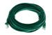 CAT5e Ethernet Patch Cable, Booted, 20ft, Green