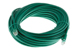 CAT5e Ethernet Patch Cable, Booted, 50ft, Green