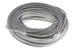 CAT5e Ethernet Patch Cable, Booted, 100ft, Gray