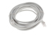 CAT5e Ethernet Patch Cable, Booted, 20ft, Gray
