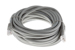 CAT5e Ethernet Patch Cable, Booted, 35ft, Gray