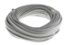 CAT5e Ethernet Patch Cable, Booted, 75ft, Gray