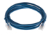 CAT5e Ethernet Patch Cable, Non-Booted, 5ft, Blue