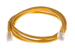 CAT5e Ethernet Patch Cable, Non-Booted, 4ft, Yellow