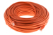 CAT5e Ethernet Patch Cable, Booted, 75ft, Orange