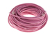 CAT5e Ethernet Patch Cable, Booted, 100ft, Pink