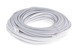 CAT5e Ethernet Patch Cable, Booted, 150ft, White