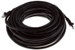 CAT6A Ethernet Patch Cable, Booted, 50ft, Black