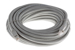 CAT6A Ethernet Patch Cable, Booted, 50ft, Gray