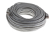 CAT6A Shielded Ethernet Patch Cable, Booted, 100ft, Gray