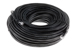 CAT6 Ethernet Patch Cable, Booted, 150ft, Black
