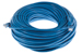CAT6 Ethernet Patch Cable, Booted, 100ft, Blue
