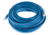 CAT6 Ethernet Patch Cable, Booted, 50ft, Blue