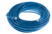 CAT6 Ethernet Patch Cable, Booted, 75ft, Blue