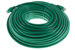 CAT6 Ethernet Patch Cable, Booted, 100ft, Green