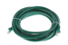 CAT6 Ethernet Patch Cable, Booted, 14ft, Green