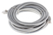CAT6 Ethernet Patch Cable, Booted, 20ft, Gray