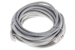 CAT6 Ethernet Patch Cable, Booted, 25ft, Gray