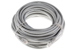 CAT6 Ethernet Patch Cable, Booted, 50ft, Gray