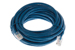 CAT6 Ethernet Patch Cable, Non-Booted, 25ft, Blue