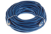 CAT6 Ethernet Patch Cable, Non-Booted, 75ft, Blue