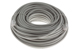 CAT6 Ethernet Patch Cable, Non-Booted, 100ft, Gray